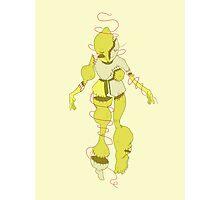 Lemongrab the Third Photographic Print