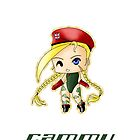 Chibi Cammy by artwaste