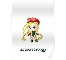 Chibi Cammy Poster