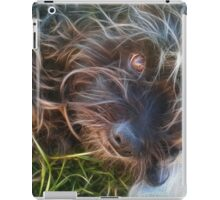 Life is Better with a Dog  iPad Case/Skin