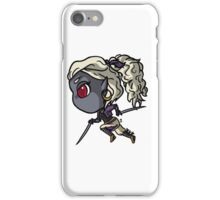 D&D Character: Mirshann iPhone Case/Skin