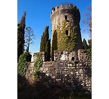 Abandoned Tower Photographic Print