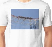 Life is a rollercoaster Unisex T-Shirt