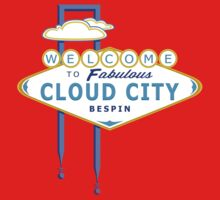Viva Cloud City Kids Tee
