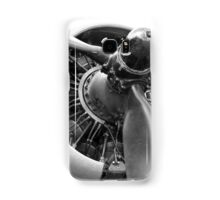 Douglas Dakota engine Samsung Galaxy Case/Skin