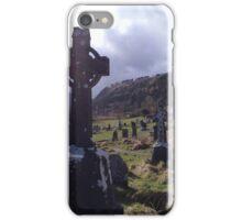Gravestone Cross iPhone Case/Skin