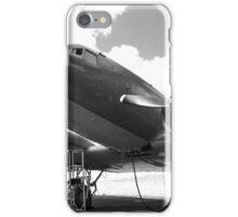 Douglas DC3 dakota aircraft iPhone Case/Skin
