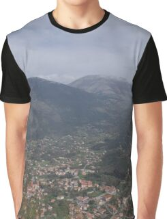 The Italian Countryside  Graphic T-Shirt