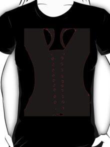 Medieval Sexy Warrior Women Costume corset  T-Shirt