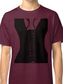 Medieval Sexy Warrior Women Costume corset  Classic T-Shirt