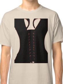 Medieval Sexy Warrior Women Costume corset  Classic T-Shirt