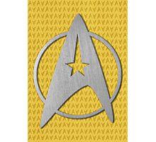 Starfleet - Star Trek Photographic Print