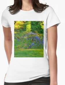 Just A Touch Womens Fitted T-Shirt