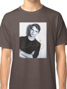 Robbie Kay autograph Classic T-Shirt