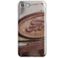 Old Ford Truck iPhone Case/Skin