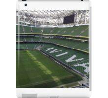 Aviva Stadium iPad Case/Skin