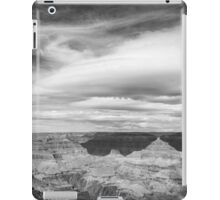 Counterbalance BW iPad Case/Skin