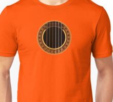 Flamenco Folk Music Unisex T-Shirt