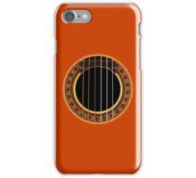 Flamenco Folk Music iPhone Case/Skin