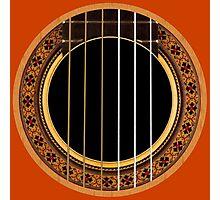 Flamenco Folk Music Photographic Print
