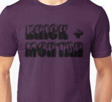 brick + mortar Unisex T-Shirt