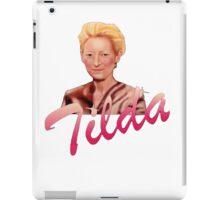 tilda iPad Case/Skin