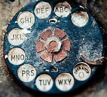 Rotary Dial by Debbra Obertanec