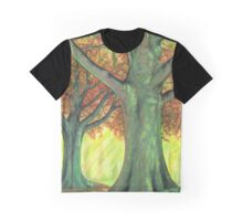 The Green Wood Graphic T-Shirt