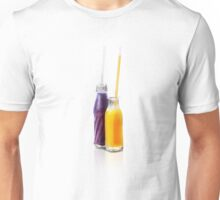 smothie bottles summer refreshing soft drinks Unisex T-Shirt