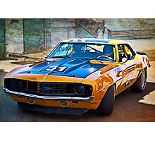 Paul Stubber Camaro Photographic Print