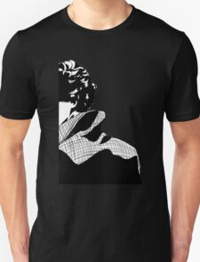 Curls and a Coat Unisex T-Shirt