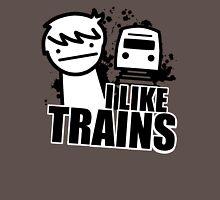 I Like Trains - asdfmovie Unisex T-Shirt