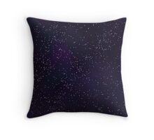 Night Sky print 1 Throw Pillow