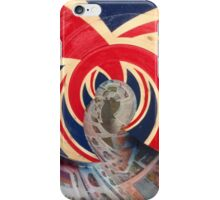 British Wave! God save the sea! iPhone Case/Skin