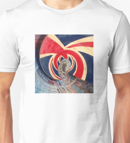 British Wave! God save the sea! Unisex T-Shirt