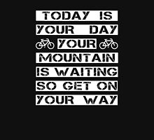 Dr. Seuss Today Is Your Day Your Mountain Is Waiting So Get On Your Way Unisex T-Shirt