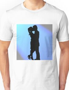 Silhouette Lovers Unisex T-Shirt