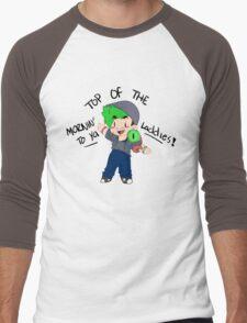 Jacksepticeye - Top Of The Mornin' To Ya Laddies! Men's Baseball ¾ T-Shirt