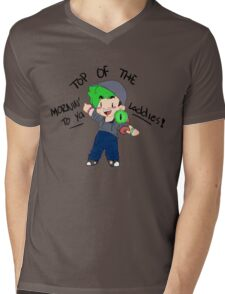 Jacksepticeye - Top Of The Mornin' To Ya Laddies! Mens V-Neck T-Shirt