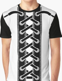Corset lacing Graphic T-Shirt