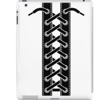 Corset lacing iPad Case/Skin