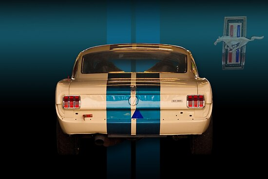 Shelby rear end by Stuart Row