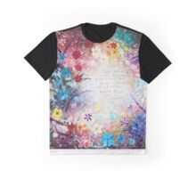Serenity Prayer Graphic T-Shirt