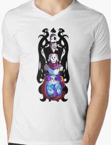 No Evil Mens V-Neck T-Shirt