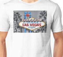 Welcome to Fabulous Las Vegas Unisex T-Shirt