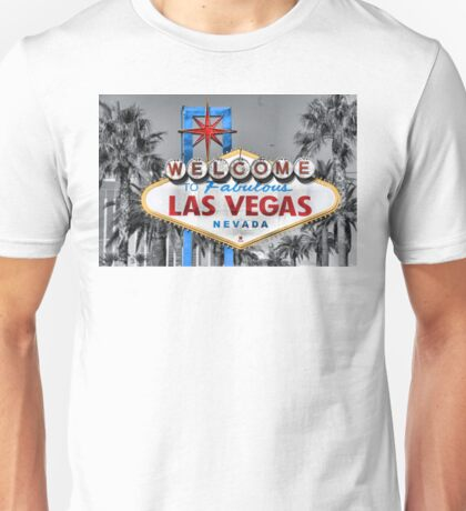 Welcome to Fabulous Las Vegas Unisex T-Shirt