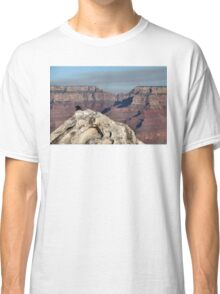 Lost in Grand Canyon Classic T-Shirt