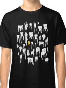 Tooth or Dare, Bold Illustration Classic T-Shirt