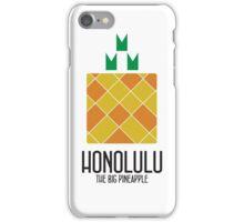 HONOLULU iPhone Case/Skin