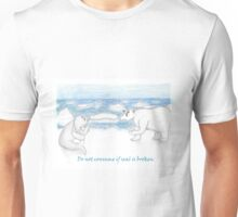 Do Not Consume if Seal is Broken Unisex T-Shirt